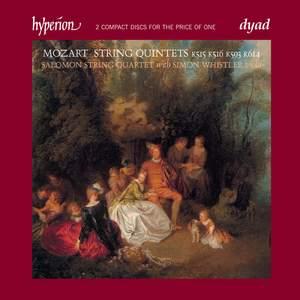 Mozart: String Quintets Nos. 3-5