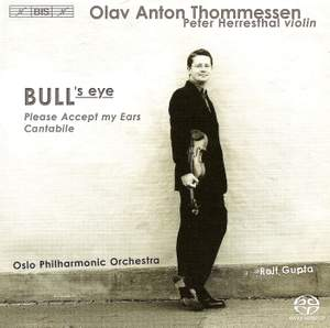 Thommessen: Bull's Eye, Please Accept my Ears & Cantabile Product Image