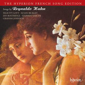 Songs by Reynaldo Hahn Product Image