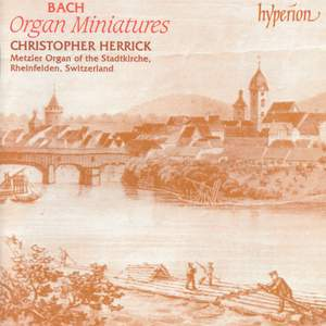 J. S. Bach - Organ Miniatures