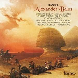 Handel: Alexander Balus Product Image