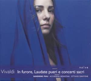 Vivaldi: In Furore, Laudate Pueri e Concerti Sacri