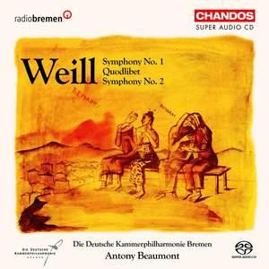 Kurt Weill: Orchestral Music