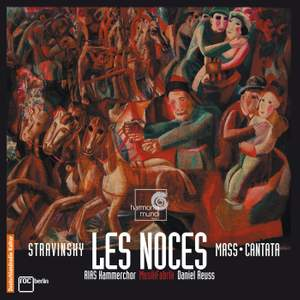 Stravinsky: Les Noces, Mass & Cantata Product Image