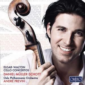 Elgar & Walton: Cello Concertos