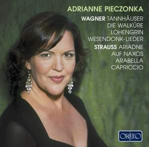 Adrianne Pieczonka Sings Strauss & Wagner Product Image