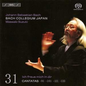 Bach - Cantatas Volume 31