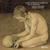 Cello Sonatas - Shostakovich & Schnittke