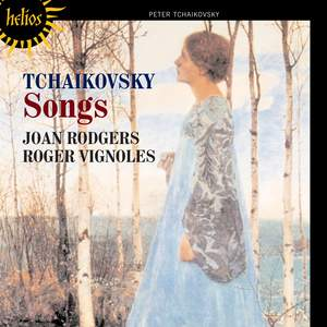 Tchaikovsky - Songs Product Image