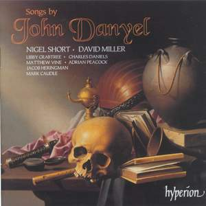 John Danyel - Complete Songs and Lute Music
