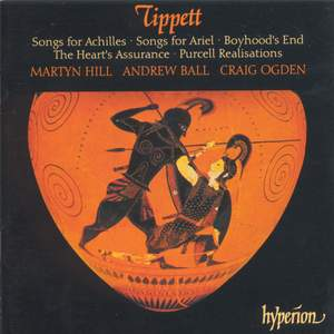 Sir Michael Tippett - Songs
