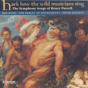 Hark how the wild musicians sing