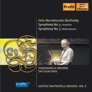 Edition Staatskapelle Dresden - Volume 4