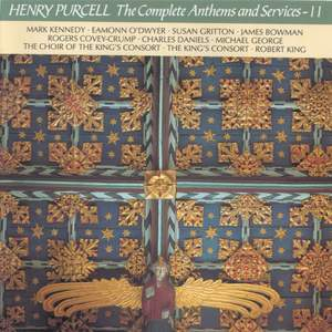 Purcell - The Complete Anthems and Services - 11