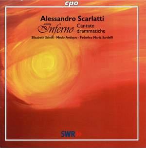 A Scarlatti - Cantate drammatiche Product Image