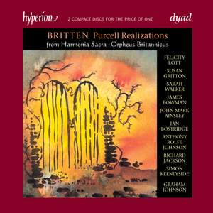 Britten - Purcell Realizations Product Image