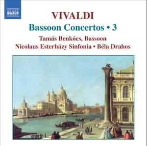 Vivaldi - Complete Bassoon Concertos Volume 3