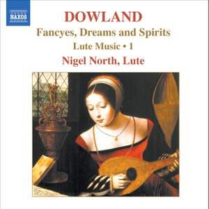 John Dowland - Lute Music Volume 1