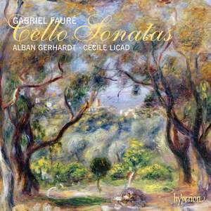 Fauré: Cello Sonatas Nos. 1 & 2