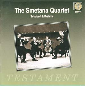 Brahms: String Quartet & Schubert: String Quintet in C major