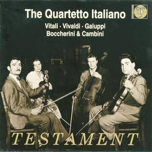 The Quartetto Italiano