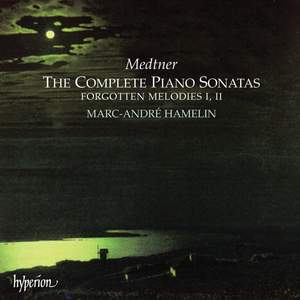 Medtner - The Complete Piano Sonatas Product Image