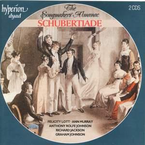 Schubert - The Songmakers' Almanac Schubertiade