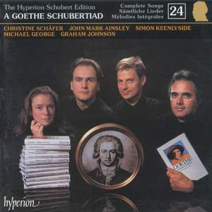 The Hyperion Schubert Edition - Complete Songs Volume 24