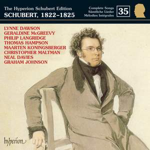 The Hyperion Schubert Edition - Complete Songs Volume 35