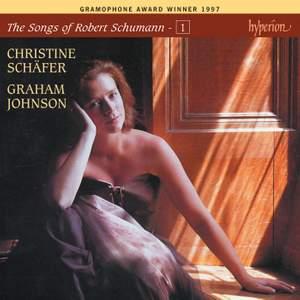 The Songs of Robert Schumann - Volume 1