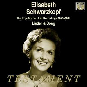 Elisabeth Schwarzkopf - The Unpublished EMI Recordings 1955-1964