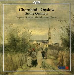 Onslow & Cherubini - String Quintets