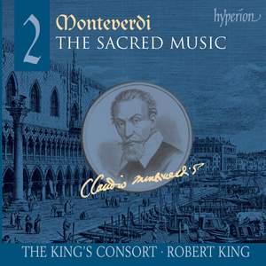 Monteverdi - The Sacred Music 2 Product Image