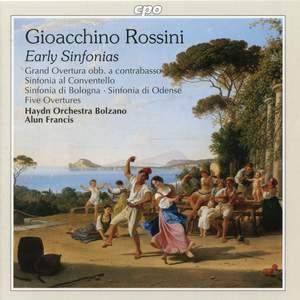 Rossini: Early Sinfonias