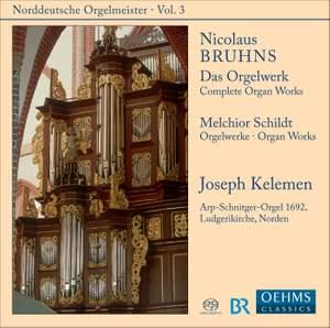 North German Organ Masters Volume 3