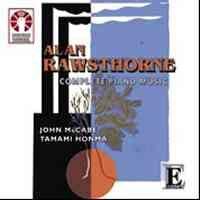 Alan Rawsthorne - Complete Piano Music