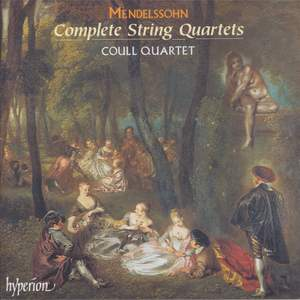 Mendelssohn - Complete String Quartets Product Image