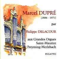 Dupré - Great Organ Works