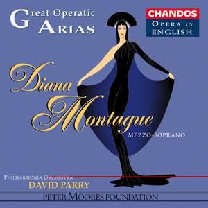 Great Operatic Arias 2 - Diana Montague Volume 1