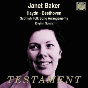 Janet Baker - Haydn & Beethoven: Scottish Folk Song Arrangements