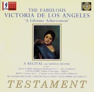 The Fabulous Victoria De Los Angeles