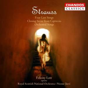 Strauss R: Four Last Songs