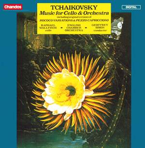 Tchaikovsky:Music for Cello and Orchestra