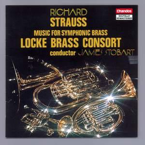 Strauss R: Music for Symphonic Brass