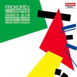 Prokofiev: Symphony No. 7 & Sinfonietta