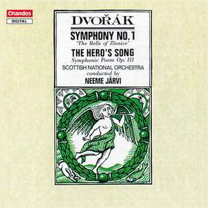 Dvorak: Symphony No. 1 & The Hero's Song