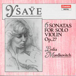 Ysaÿe - Violin Sonatas