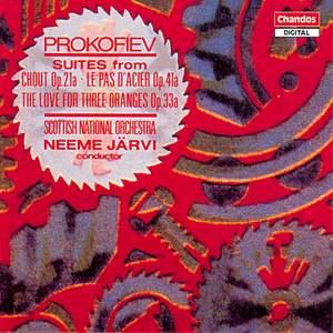Prokofiev: Ballet Suites