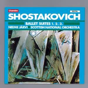 Shostakovich: 3 Ballet Suites