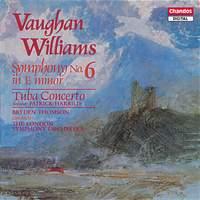 Symphony No. 6 in E minor (with Tuba Concerto in F minor)